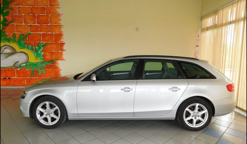 Audi A4 Avant 2.0 TDI 143CV Advanced Plus completo