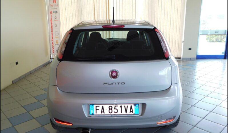 Fiat Punto 1.3 MJT II S&S 85 CV 5 porte ECO Lounge completo